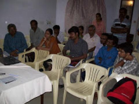 Chennai Meeting 31st Jan