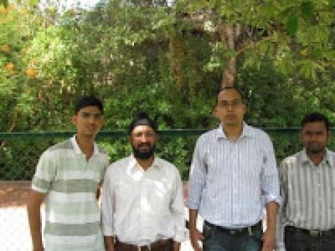 Pune Self Help Group Meeting