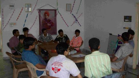 Dehradun SHG meet, held on 23 August 2009
