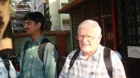 Meeting Keith : The Pune Odyssey