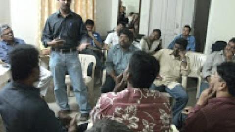 Chennai workshop Day 1