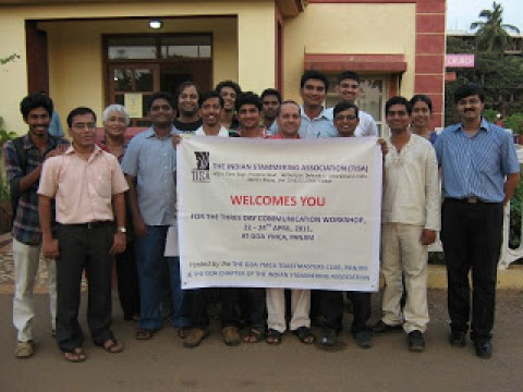 Goa Communication Workshop – Final Day