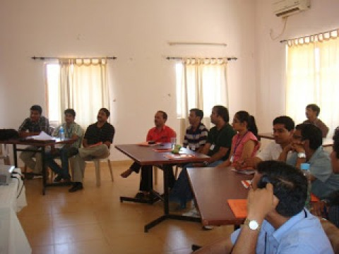Goa Workshop – Day 1