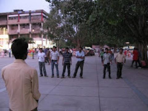 Chandigarh Workshop 1st day