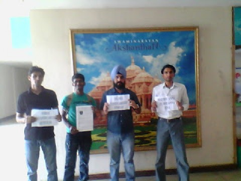 Delhi SHG meeting