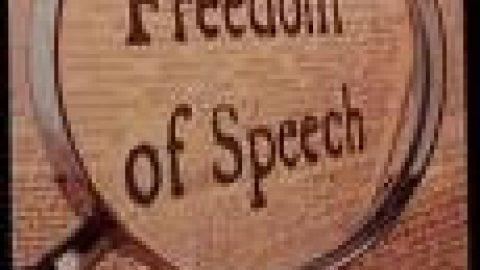 खुलकर बोलो.. क्योकि हम आजाद हैं…!