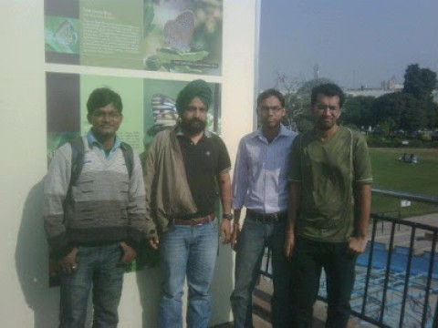 Delhi SHG met on 11 Dec