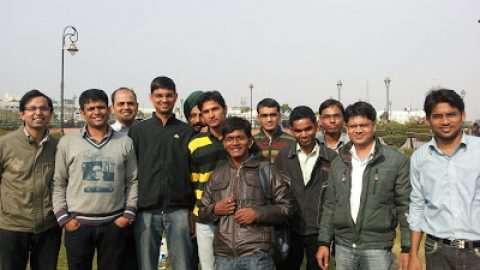 Delhi SHG welcomes Anshul, Jitendra and Mukesh (15 Jan)