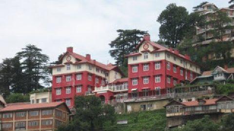 Shimla get together::Accommodation