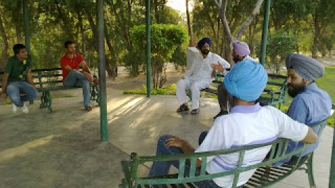 Report Chandigarh SHG MEET 29 April '12