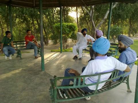 Report Chandigarh SHG MEET 29 April '12