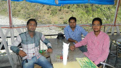 First SHG Metting at Haldwani