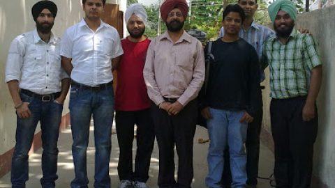 Report Communication Workshop Chandigarh