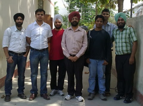 Report Communication Workshop Chandigarh