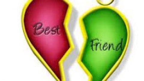 खुश रहना है तो दोस्त बनाएं . . .