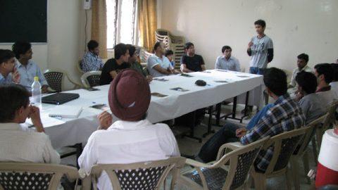 Delhi Workshop Photographs