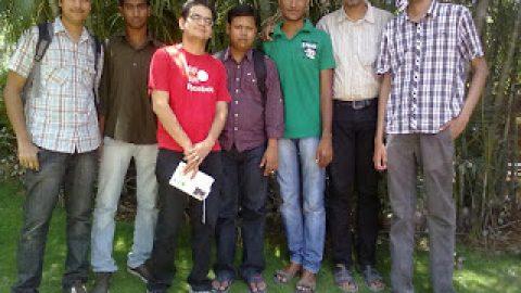 Invitation for Hyderabad SHG meetup on Aug 5