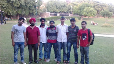 Chandigarh Meeting Report- 12th August