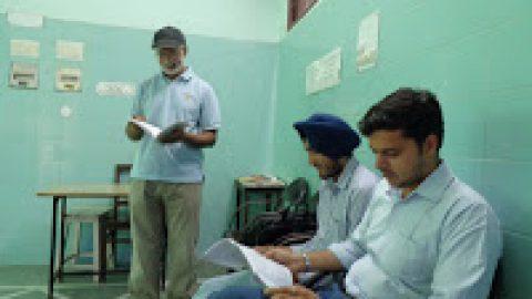 Communication workshop Herbertpur day 4