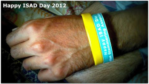 Happy ISAD Day 22th October, 2012