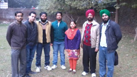 Report of 35th SHG Meet in chandigarh