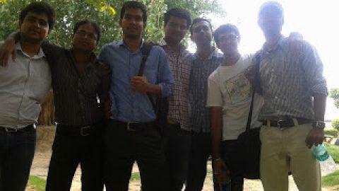 Delhi SHG Report of 12th May at Central Park Rajiv Chowk