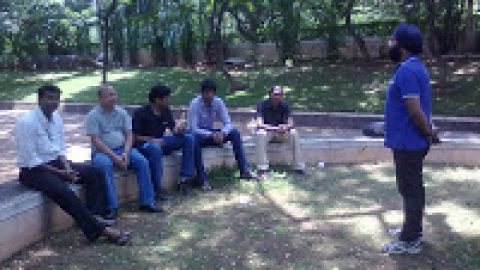 News happened at TISA Hyderabad Chapter Meetup – 1 Sep