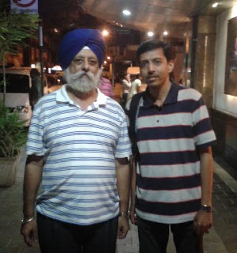 Meeting Jasbirji