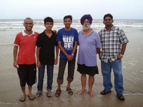 Weekend with Jasbirji