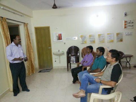 Chennai SHG meeting report- 15.12.2013