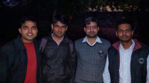 Jaipur SHG meets at central park