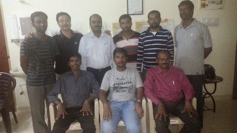 Chennai meeting report on 19.01.2014