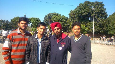 Chandigarh SHG Meet Report 19/1/14