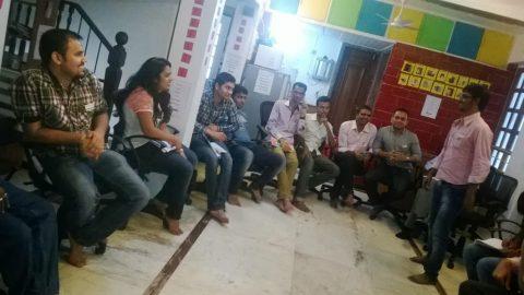 LETS REWIND : Mumbai Communication Workshop 25-26 th Jan