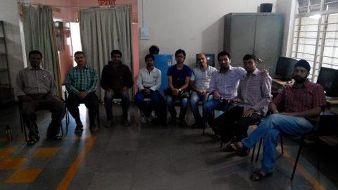 Pune SHG Meeting on Jan 12, 2014