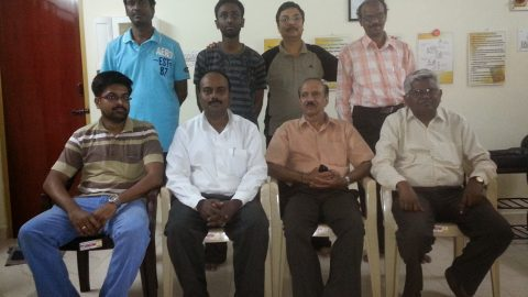 The Chennai Chapter Meeting Report Held on 16.02.2014