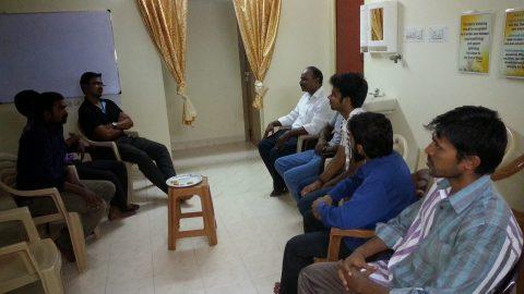 Chennai SHG meeting Report Held on 23.02.2014