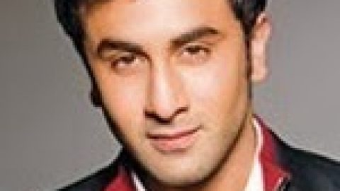 Ranbir had enrolled at New York acting school to learn stammering.