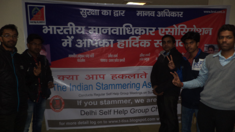 Communication workshop Noida sec-51…Thanks giving message.