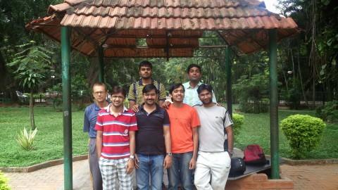 Bangalore SHG meeting 07/06/14