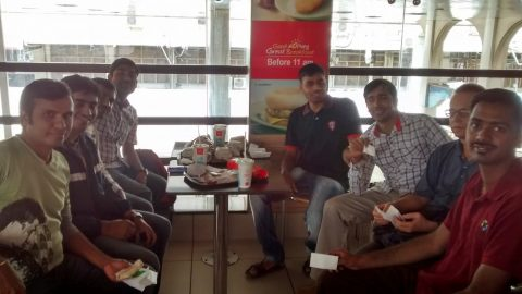 Bangalore S.H.G 31 August 2014 Meet
