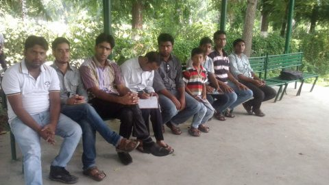 Aligarh shg meeting report