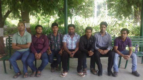 Aligarh Self Help Group Meeting