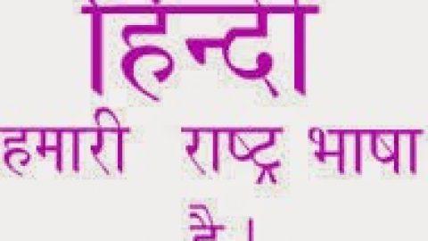 हर दिन हो हिन्दी दिवस!