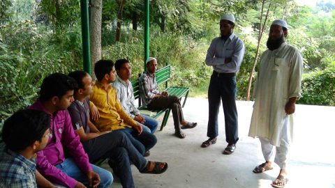 ALIGARH SHG MEETING REPORT