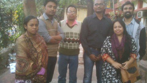 Kolkata SHG meet writeup