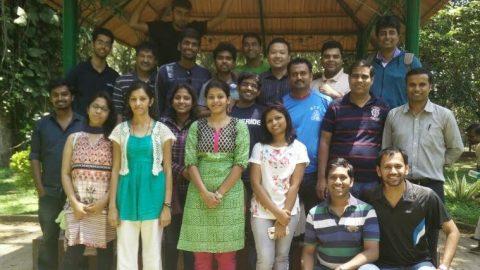 Bangalore SHG Meeting Minutes 04/19/15