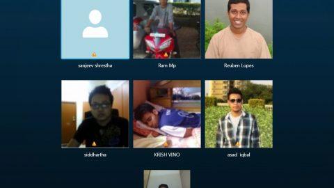 Skype meeting report (04/20,21/2015)
