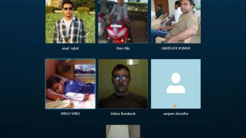 Skype meeting (04/22/15)