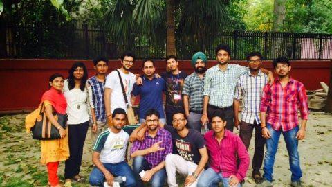 Delhi SHG Meeting at Jantar Mantar on 19th April